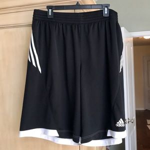 Adidas Basketball/Athletic Shorts